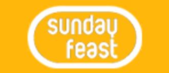 Sunday Feast - Image: ITV Sunday Feastlogo