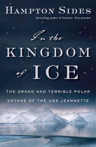 In the Kingdom of Ice - Image: In the Kingdom of Ice (Cover)