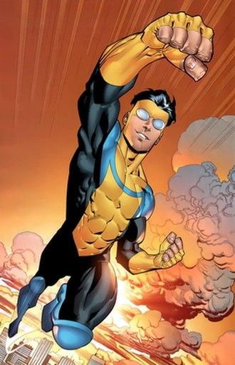 Invincible (comics) - Image: Invincible 52