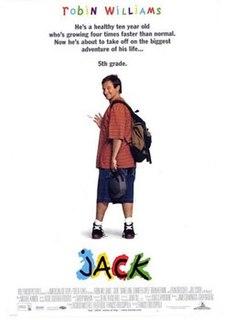 <i>Jack</i> (1996 film) 1996 ensemble cast comedy-drama film directed by Francis Ford Coppola