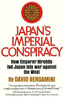 book by David Bergamini