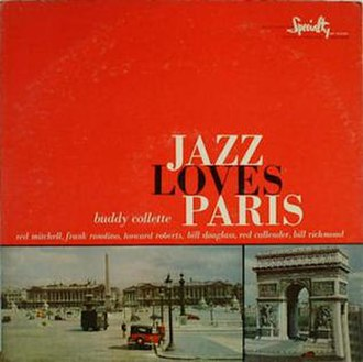 Jazz Loves Paris - Image: Jazz Loves Paris