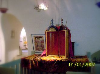 Ari Synagogue - Interior of the Ari Synagogue