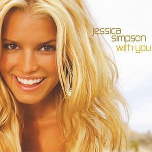 With You (Jessica Simpson song) - Image: Jessicasimpson single withyou