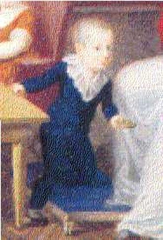 Archduke Joseph Franz of Austria - Archduke Joseph Franz, ca. 1801/2