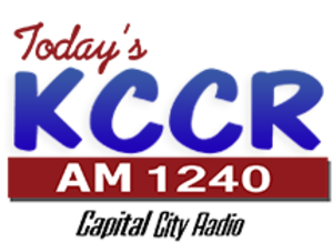 KCCR (AM) - Image: KCCR AM station logo