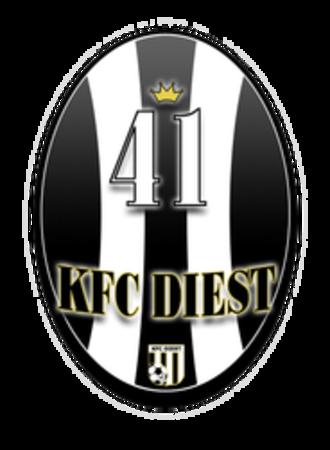 KFC Diest - Image: KFC Diest logo