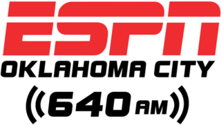 KWPN (AM) Sports radio station in Oklahoma City
