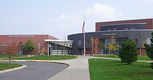 Lake Orion High School - 250 px
