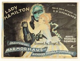 <i>Lady Hamilton</i> (1921 film) 1921 film