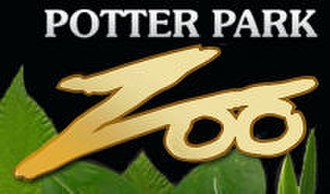 Potter Park Zoo - Image: Lansing Potter Park Zoo logo