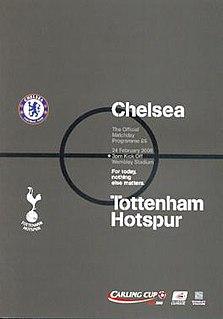 2008 Football League Cup Final Football match