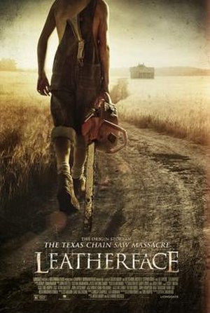 Leatherface (2017 film) - Theatrical release poster