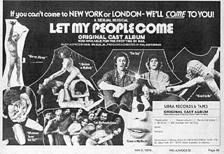 <i>Let My People Come</i> musical