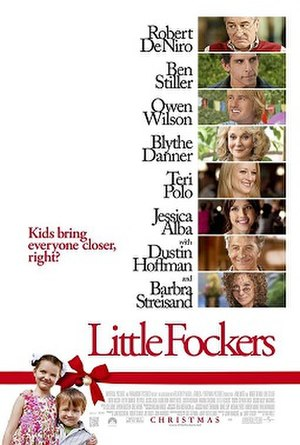 Little Fockers - Theatrical release Poster
