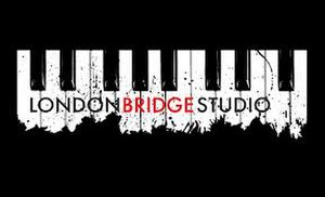London Bridge Studio - Image: London Bridge Studio Logo