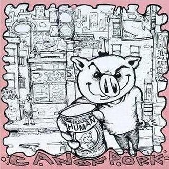 Can of Pork - Image: Lookout! Records Can of Pork (compilation)