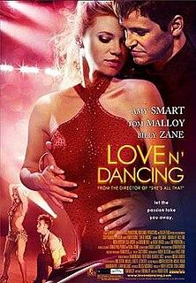 <i>Love N Dancing</i> 2009 film by Robert Iscove