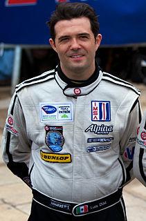 Luis Díaz (racing driver) Mexican racecar driver