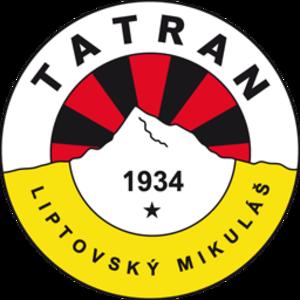 MFK Tatran Liptovský Mikuláš - Image: MFK Tatran Liptovsky Mikulas