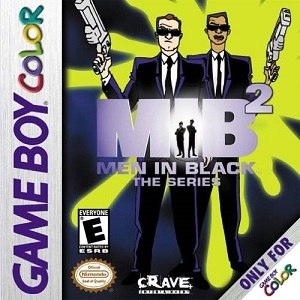 Men in Black 2: The Series - Image: MIB2 Series game cover