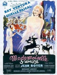 <i>Mademoiselle Has Fun</i>