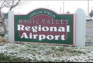 Magic Valley Regional Airport airport in Idaho, United States