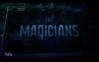 Picture of a TV show: The Magicians