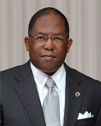 Los Angeles County Board of Supervisors - Image: Mark Ridley Thomas 2008