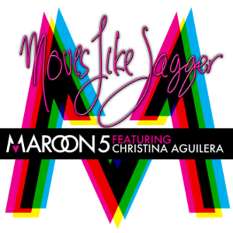 Moves like Jagger - Image: Maroon 5 Moves Like Jagger cover