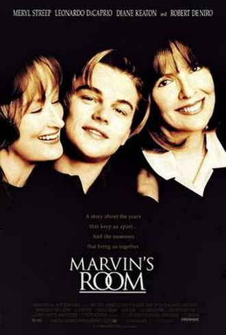 Marvin's Room (film) - Theatrical poster
