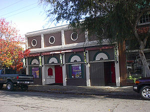 The Masquers Playhouse - Playhouse Facade (Dec. 9 2006)
