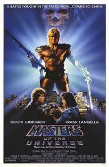 Masters of the Universe (film) - Wikipedia, the free encyclopedia