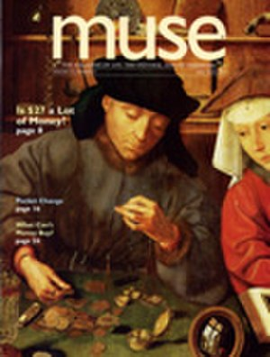 Muse (children's magazine) - The cover of the May/June 2007 issue of Muse.