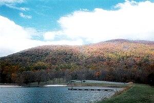 Crozet, Virginia - Mint Springs Valley Park in Autumn