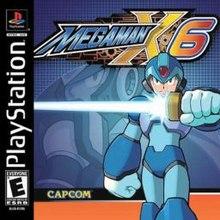 Mega Man X6 - Wikipedia