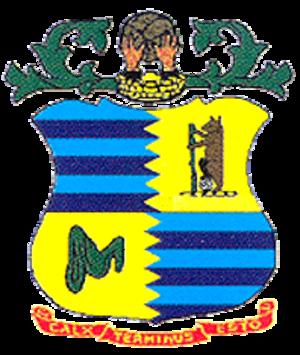 Moor Green F.C. - Moor Green's Crest