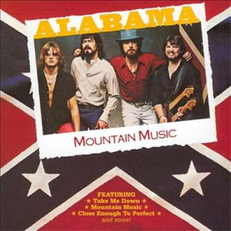 Mountain Music (album) - Image: Mountainmusic