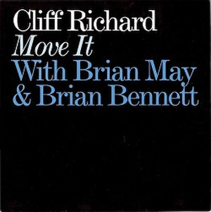 Move It - Image: Move It (Cliff Richard 2006 single)