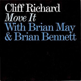 Move It - Image: Move It (Cliff Richard 2006 single)