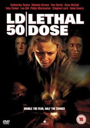 LD 50 Lethal Dose - DVD cover