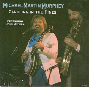 Carolina in the Pines - Image: Murphey Carolina single cover