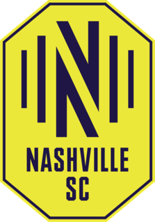 Nashville SC (MLS) Major League Soccer expansion franchise that is expected to begin play in 2020