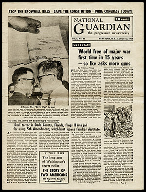 National Guardian - Image: National Guardian
