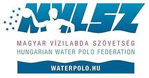 Hungarian Water Polo Federation - Image: New MVLSZ logo
