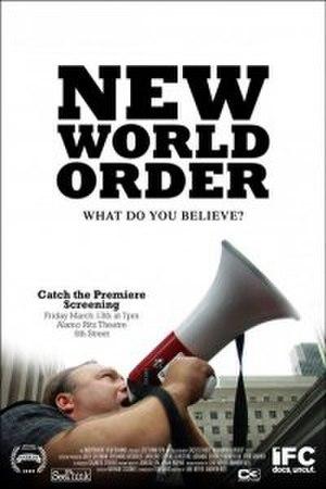 New World Order (film) - Image: New World Order (2009 film) 1a