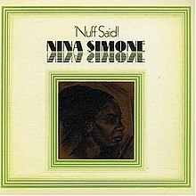 Studio album by nina simone