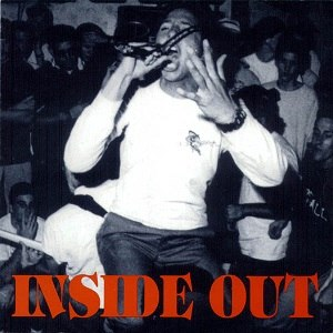 Inside Out (band) - Inside Out on the cover of their EP No Spiritual Surrender