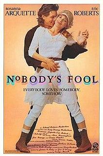<i>Nobodys Fool</i> (1986 film) 1986 film by Evelyn Purcell