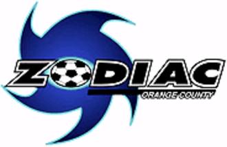 Orange County Blue Star - Original Orange County Zodiac logo